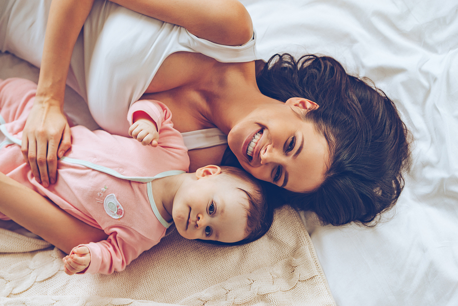 Breast Lift and Implants After Pregnancy